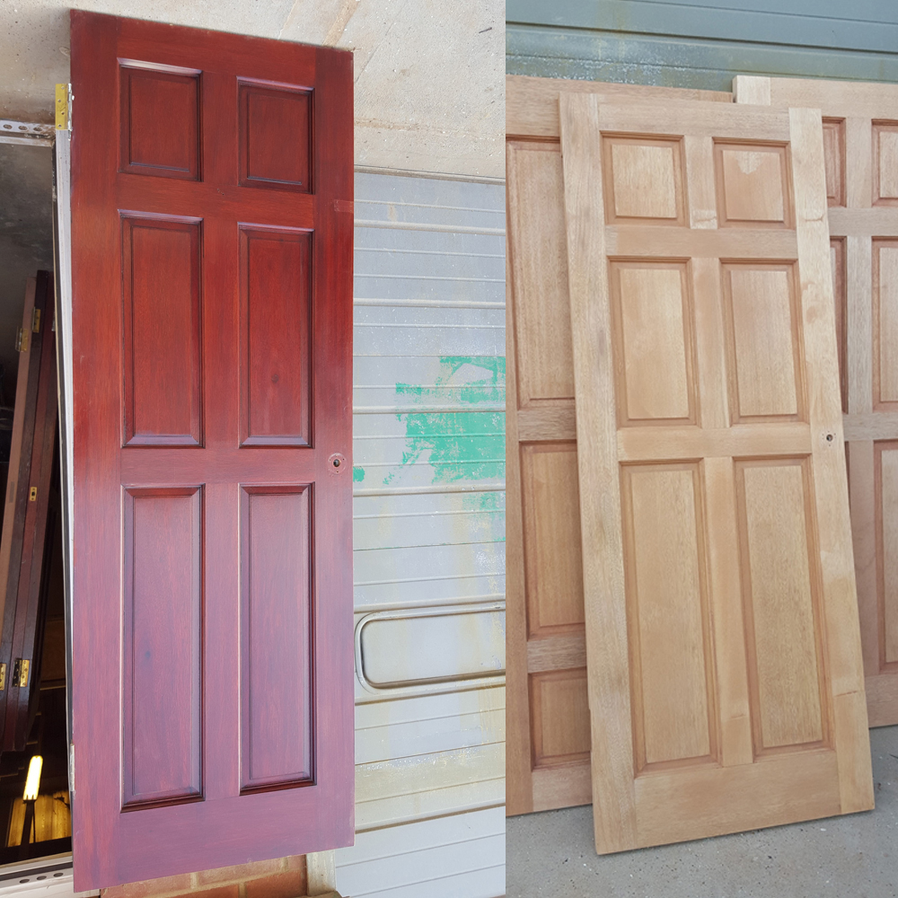Hand stripping is available for items which cannot be dipped or items which are of value or delicate. & HANDSTRIP SERVICE - Scotland Door Stripping